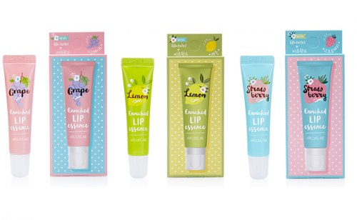ВЛК Around me Бальзам для губ Around me enriched lip essence lemon 8,7гр
