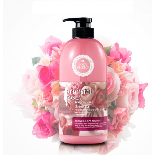 ВЛК Body Phren Лосьон для тела Body Phren Body Lotion (Oriental Rose) 500гр