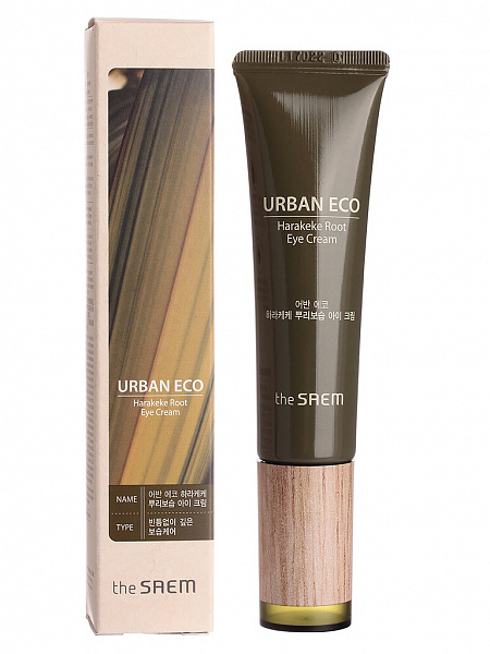 СМ Harakeke R Крем для глаз с экстрактом корня новозел. льна Urban Eco Harakeke Root Eye Cream 30мл