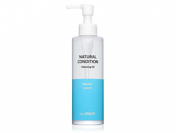 СМ Natural Condition Масло для лица гидрофильное Natural Condition Cleansing Oil [Moisture] 180м