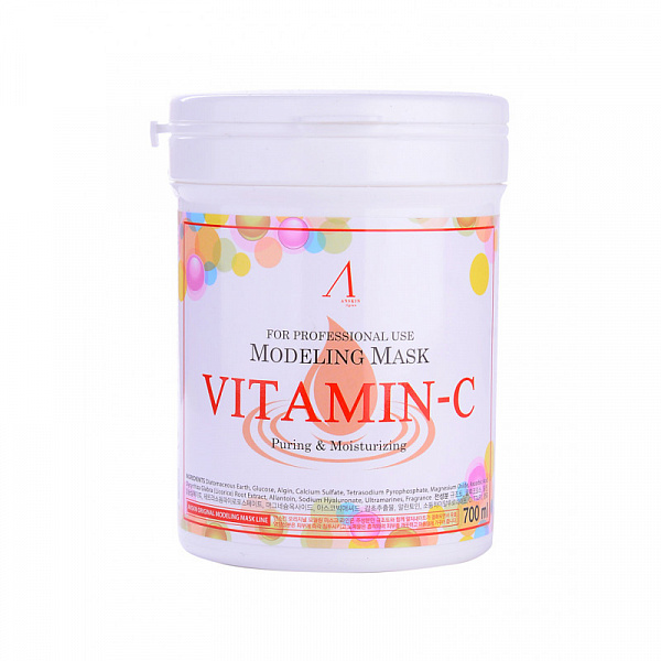 АН Original Маска альгинатная с витамином С (банка) 700мл Vitamin-C Modeling Mask  / container 240гр