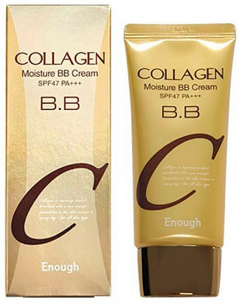 Enough ББ-крем с экстрактом коллагена Collagen bb cream, 50 мл