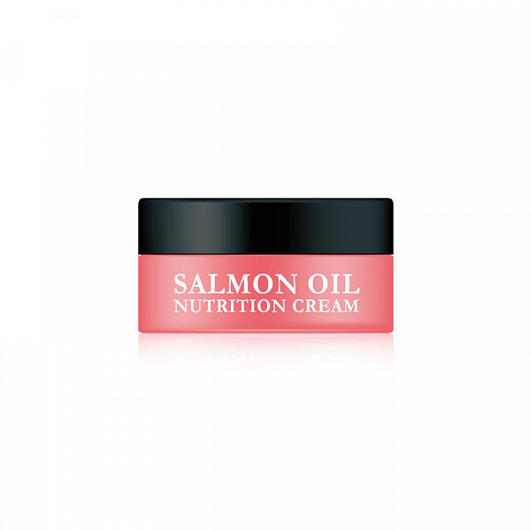 ENL SALMON OIL Крем для лица с лососевым маслом SALMON OIL NUTRITION CREAM 15мл
