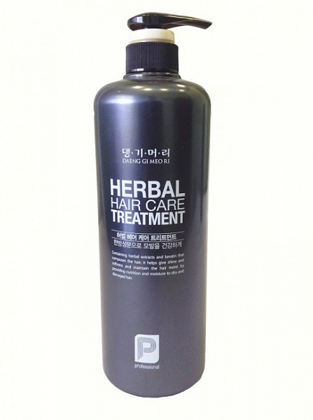 ДГМ Маска для волос Professsional HERBAL HAIR TREATMENT 1000